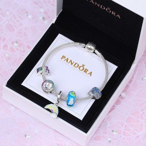 🐯Pandora Jewelry 'Candy Rainbow' Bracelet